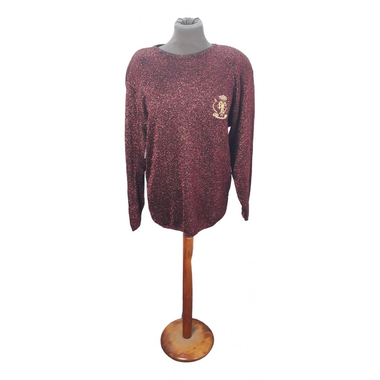 Pierre Cardin \N Purple Cotton  top for Women S International