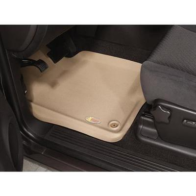Nifty Catch-All Xtreme Front Floor Mat (Tan) - 402112