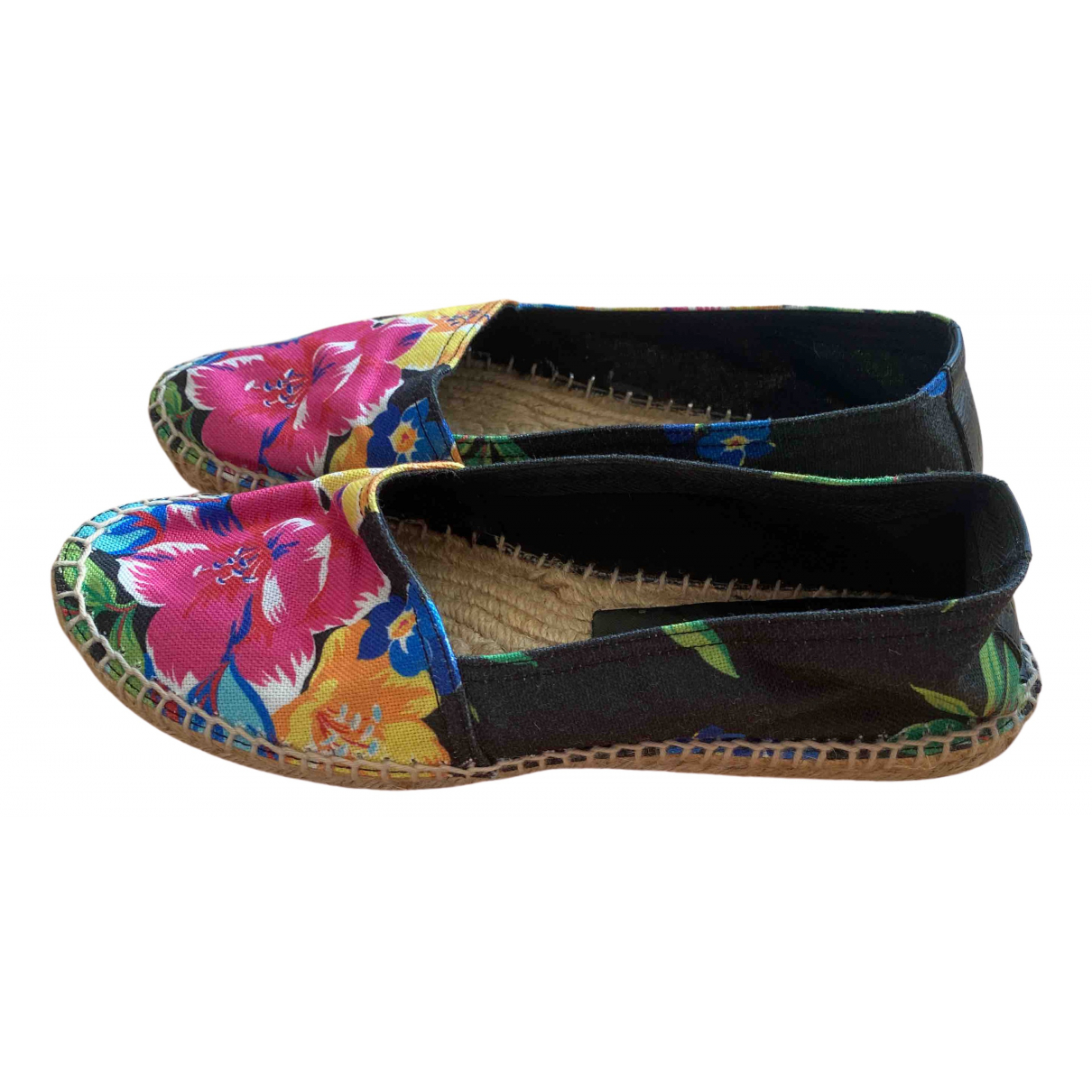 Polo Ralph Lauren \N Multicolour Cloth Espadrilles for Women 7 US