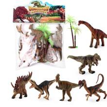 7pcs Toddler Kids Dinosaur Toy