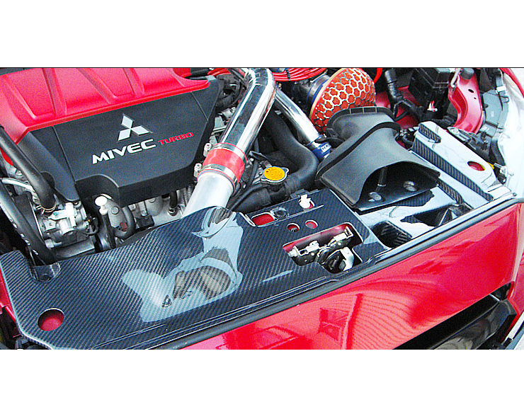 Varis VAMI-134 FRP Underboard Repair Parts for Varis VAMI-134 FRP Side Skirt Mitsubishi EVO X CZ4A 08-15