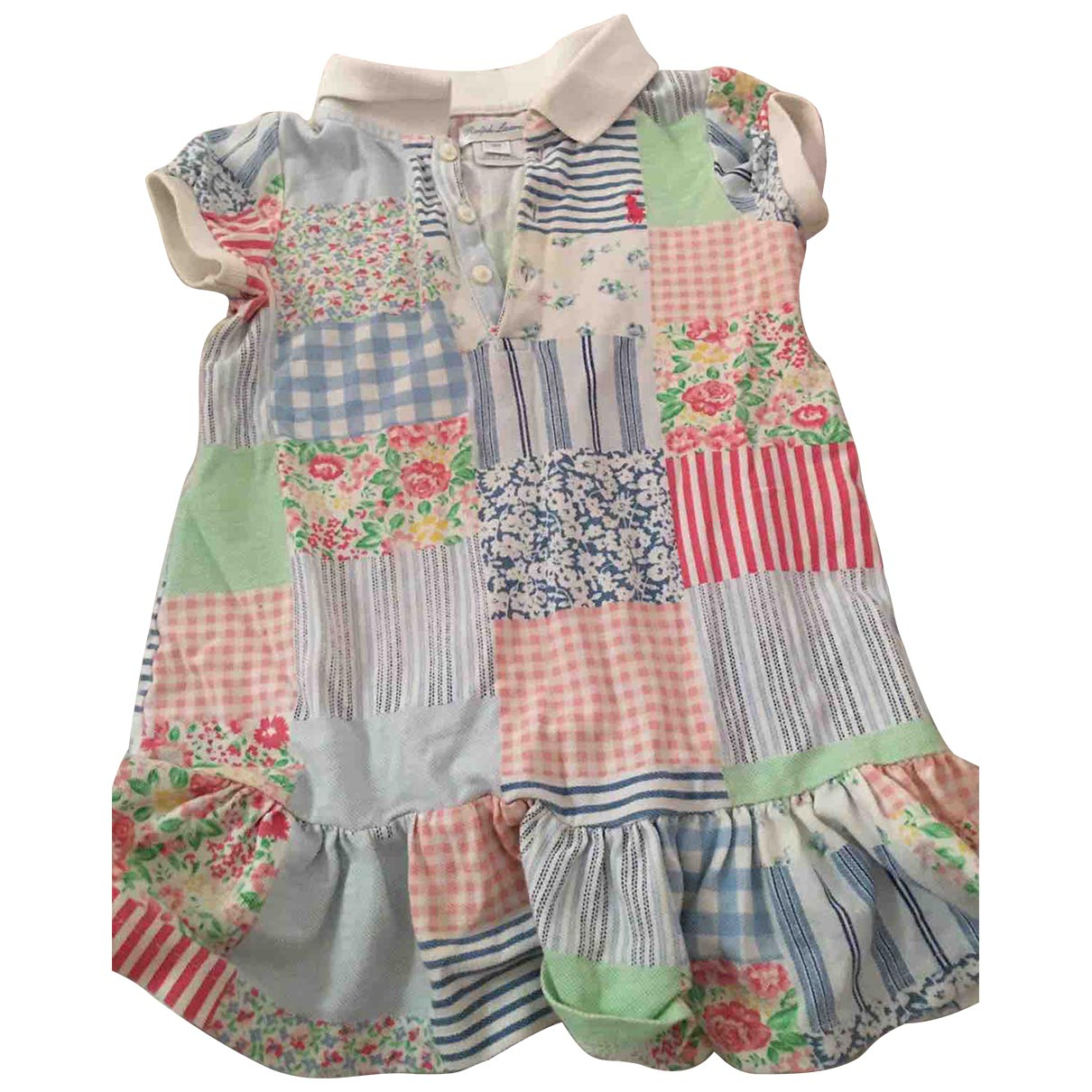 Ralph Lauren \N Multicolour Cotton dress for Kids 18 months - up to 81cm FR