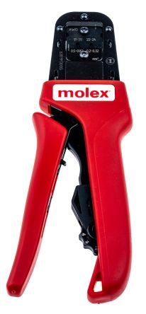 Molex , PremiumGrade Plier Crimping Tool for Standard .062 Pin and Socket Crimp Terminals