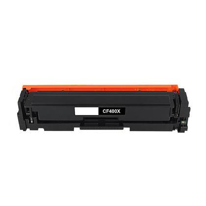 Compatible HP 201X CF400X Black Toner Cartridge High Yield - Economical Box