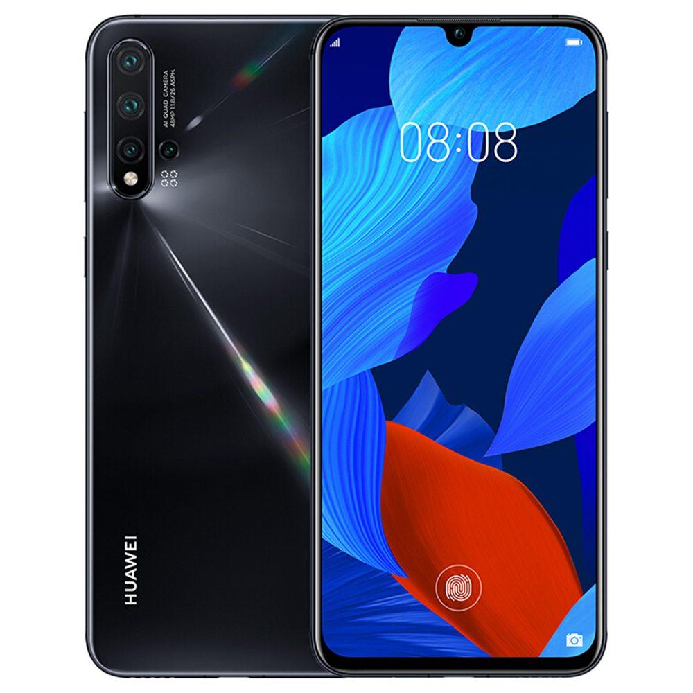 HUAWEI Nova 5 Pro 6.39 Inch 8GB 128GB Smartphone Black