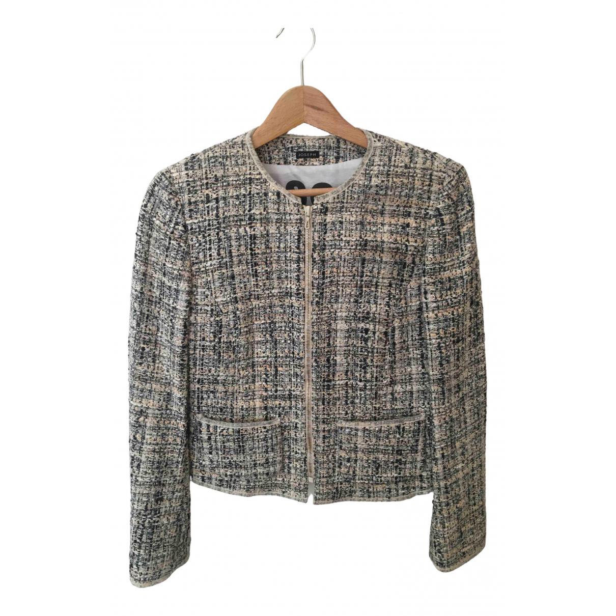Joseph \N Multicolour Cotton jacket for Women 38 FR