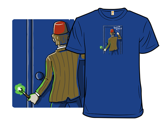 Doctor's There T Shirt