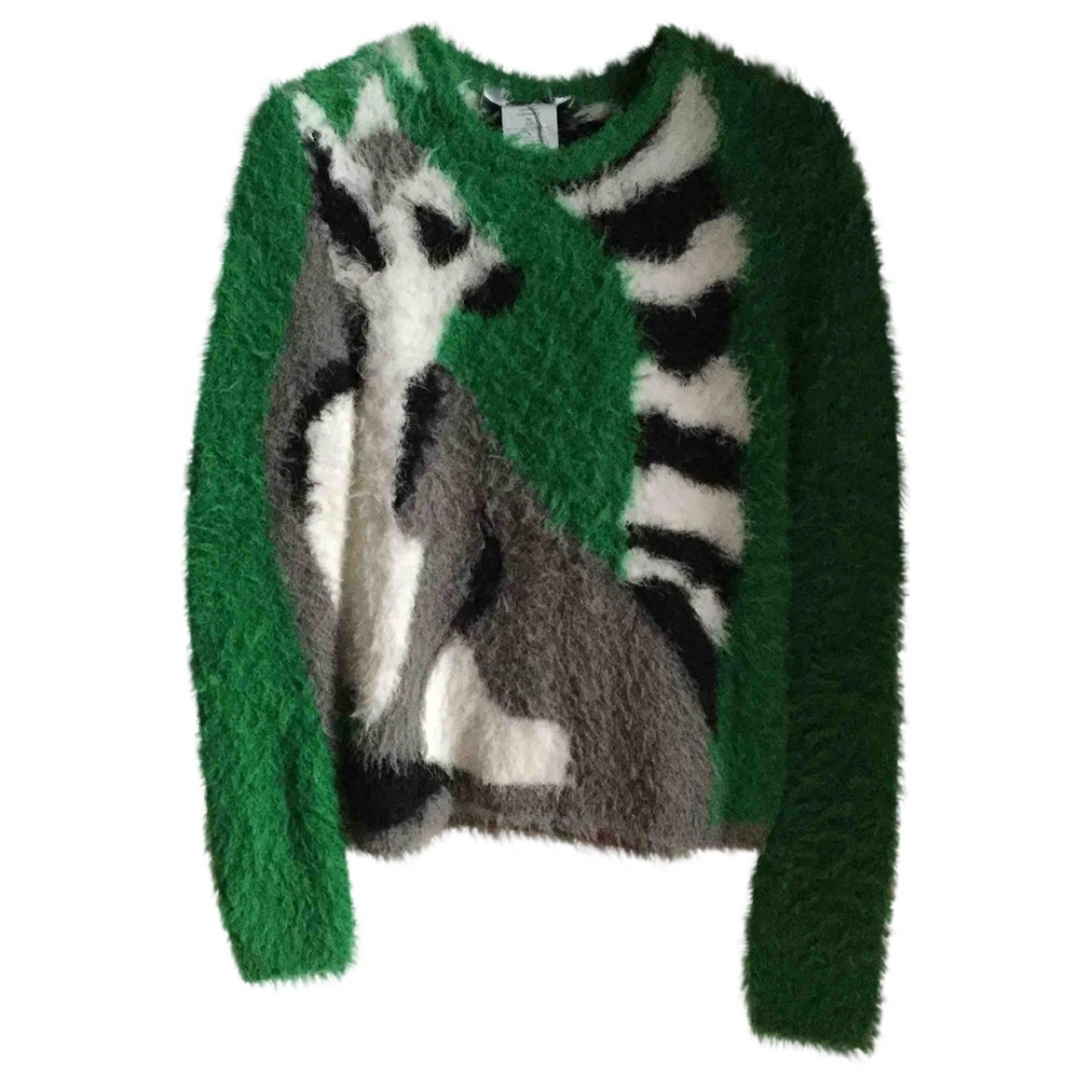 Non Signé / Unsigned \N Multicolour Cotton Knitwear for Women M International