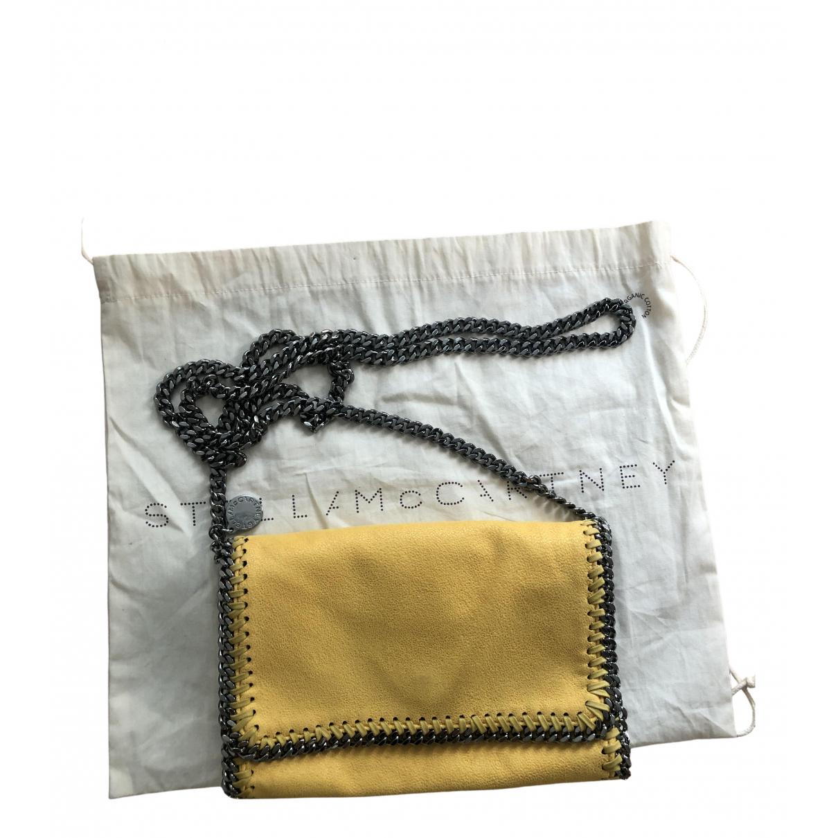 Stella Mccartney \N Yellow Cloth handbag for Women \N