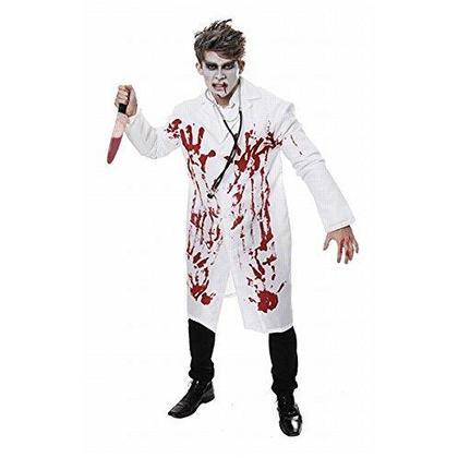 Halloween Costume Docteur Sanglant Adulte Taille L