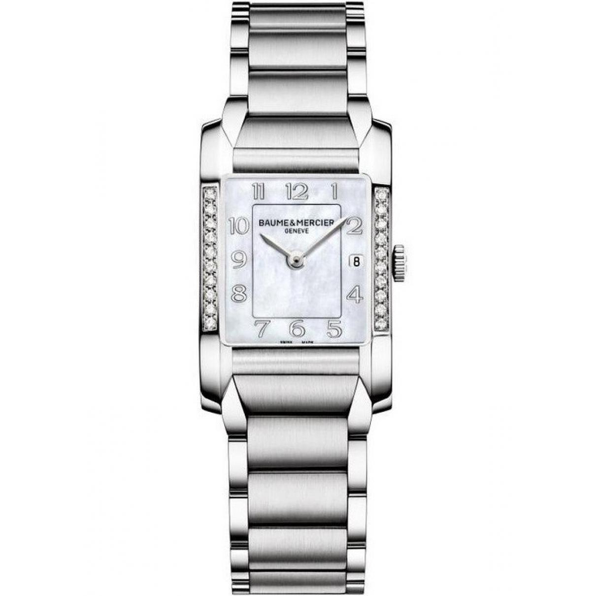 Baume Et Mercier Hampton Lady Khaki Steel watch for Women \N