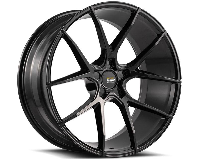 Savini BM14-20100512G4579 di Forza Gloss Black BM14 Wheel 20x10.0 5x112 45mm