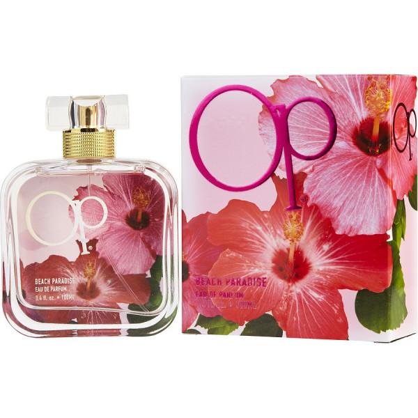 Ocean Pacific - Beach Paradise : Eau de Parfum Spray 3.4 Oz / 100 ml