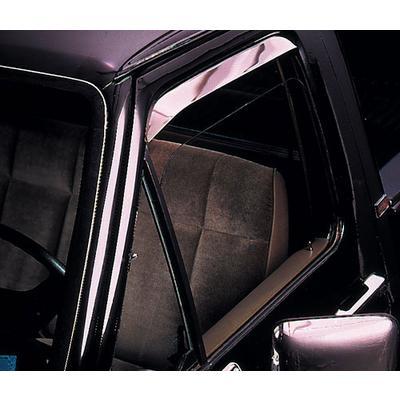 Auto Ventshade Stainless Ventshade (Stainless Steel) - 14049