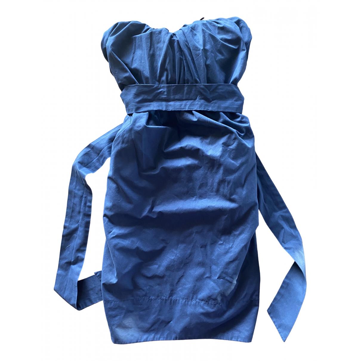 All Saints \N Blue dress for Women 8 UK