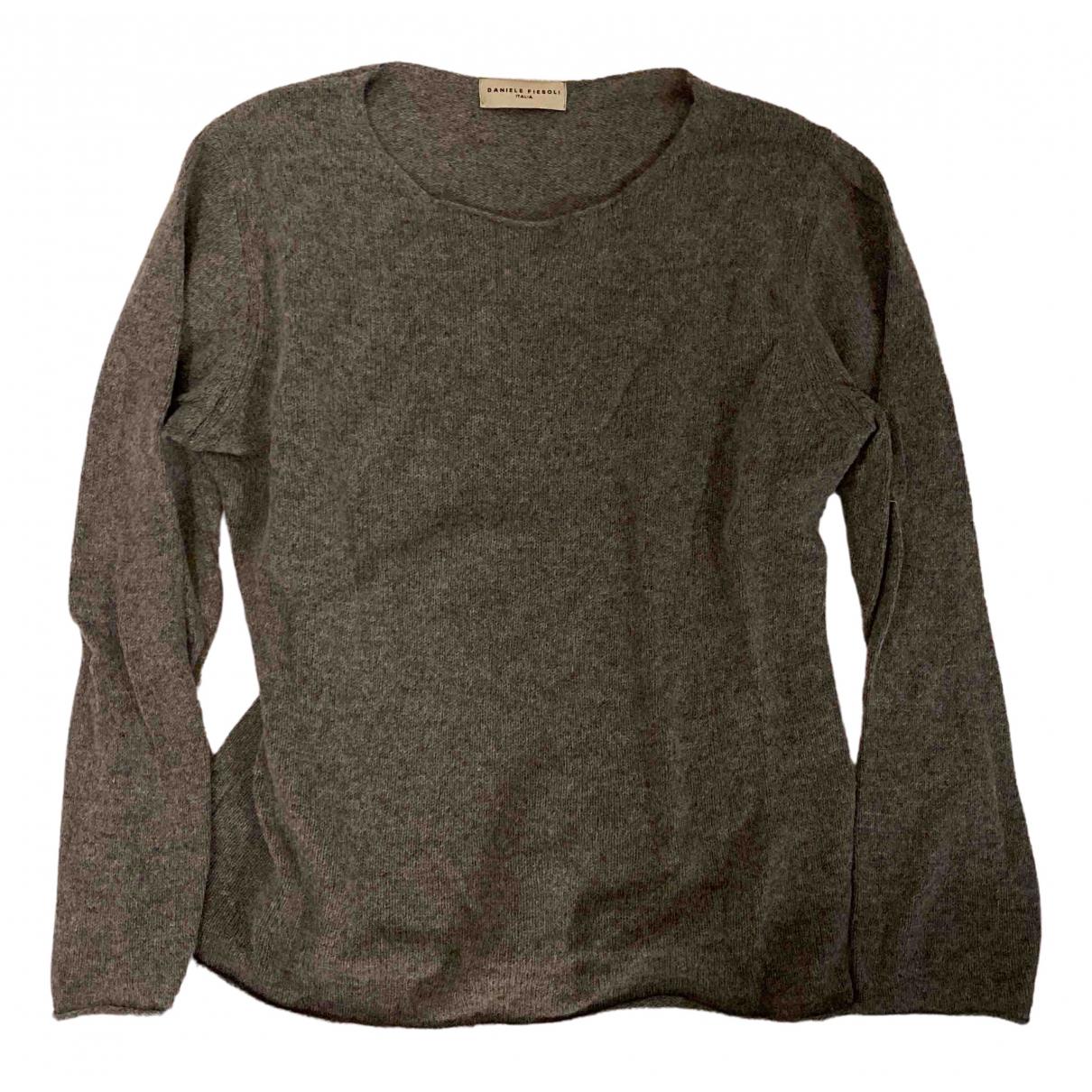 Non Signé / Unsigned \N Grey Knitwear & Sweatshirts for Men M International