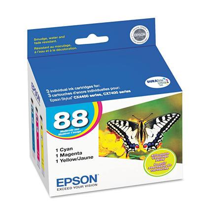 Epson T088520 cartouche d'encre originale couleur combo C/M/Y