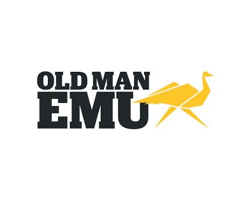 Old Man EMU Bush Kit Rear
