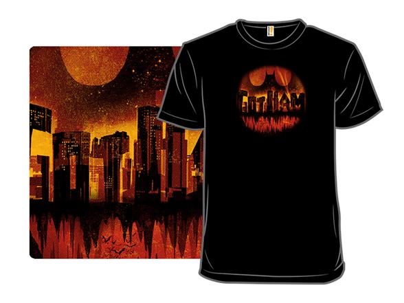 Dark City T Shirt