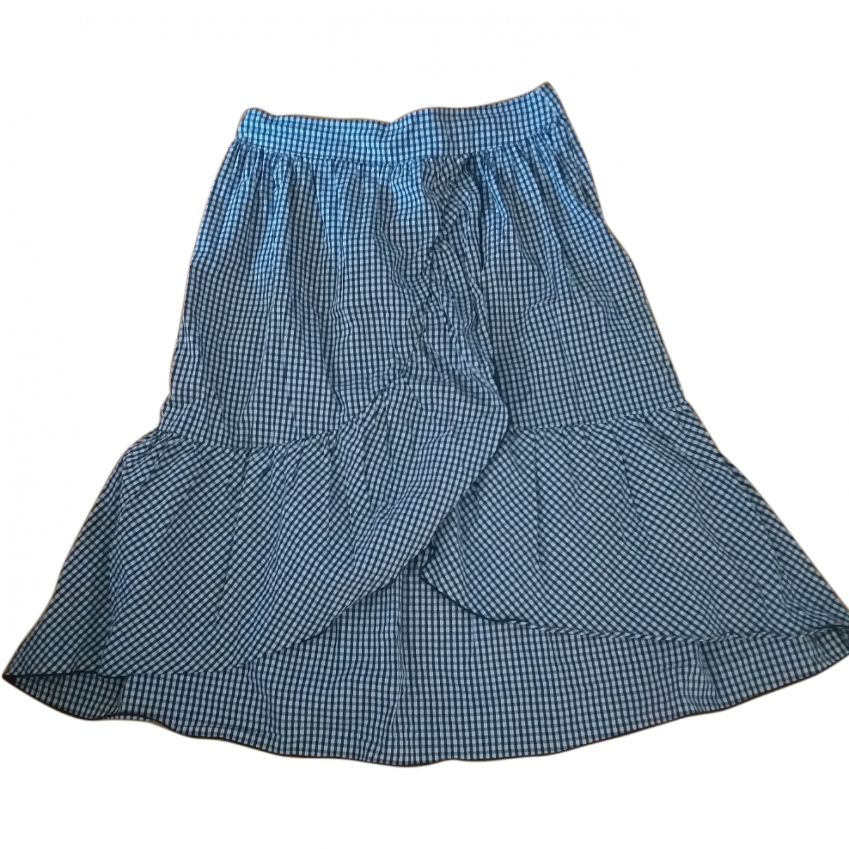 Non Signé / Unsigned \N Cotton skirt for Women 40 IT