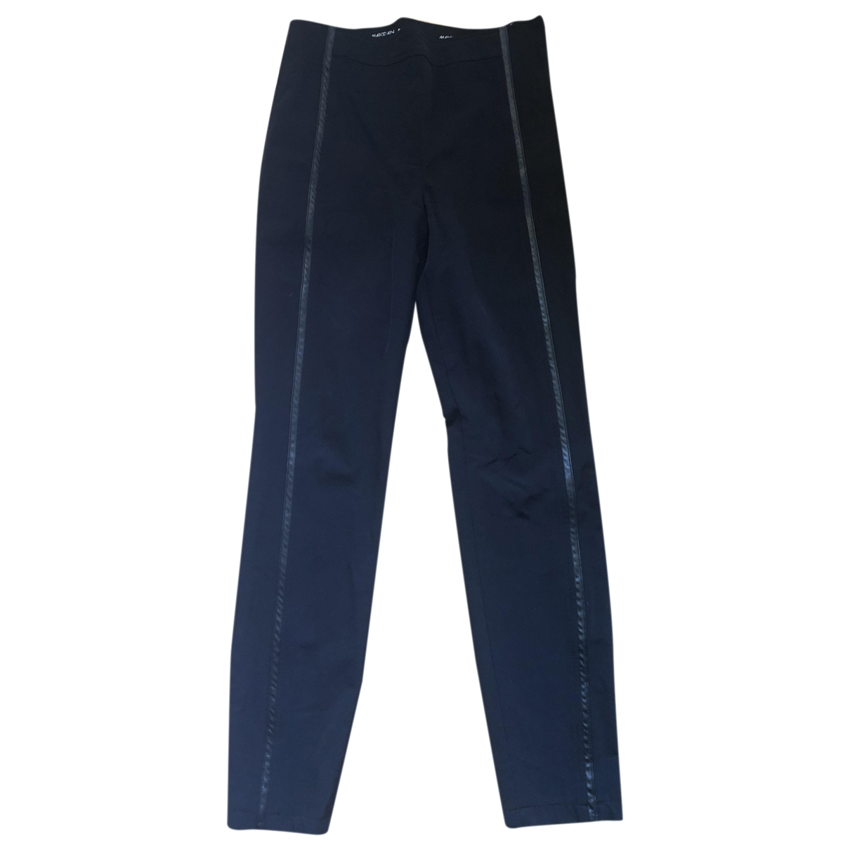 Marc Cain \N Black Trousers for Women 2 0-5