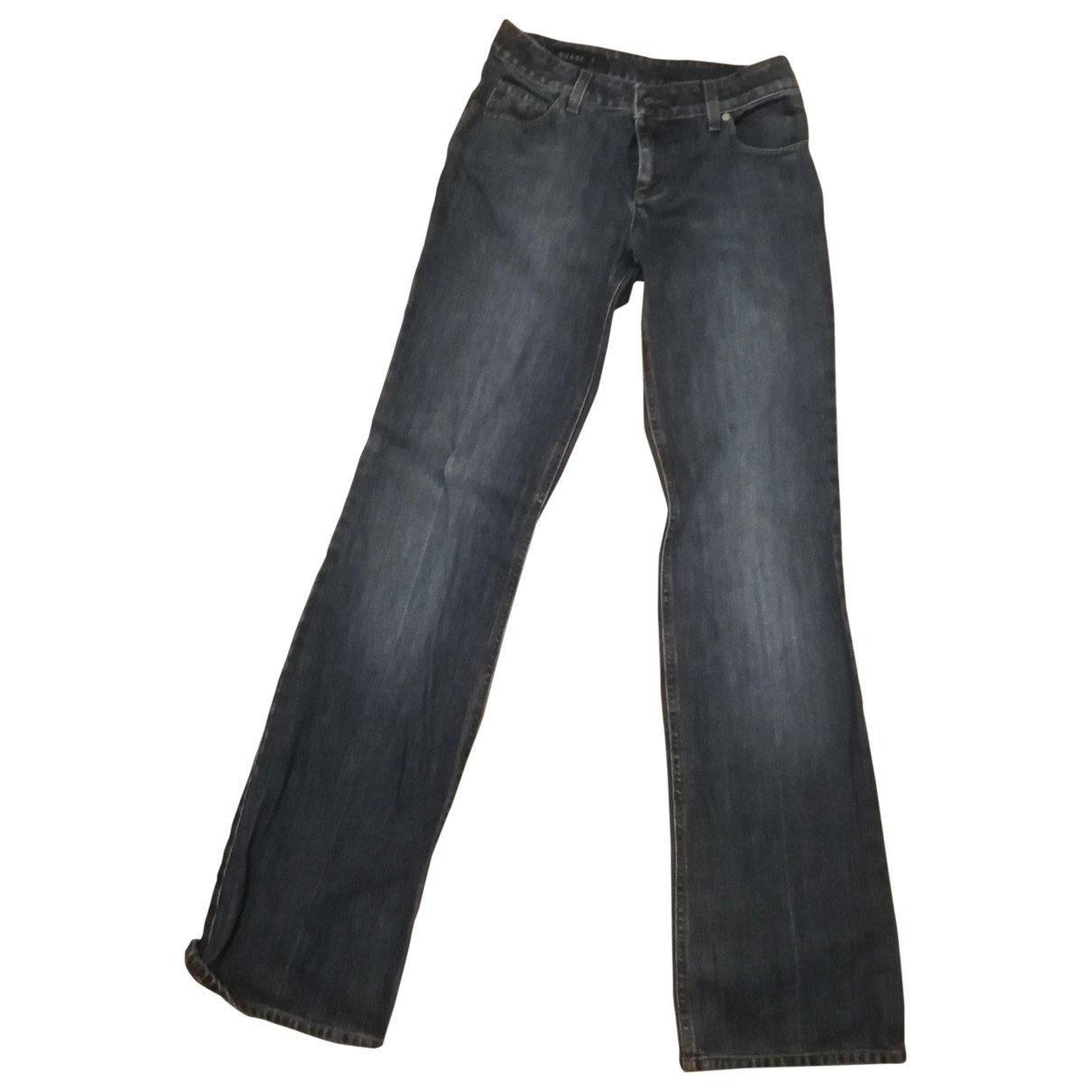 Gucci \N Denim - Jeans Jeans for Women 40 FR