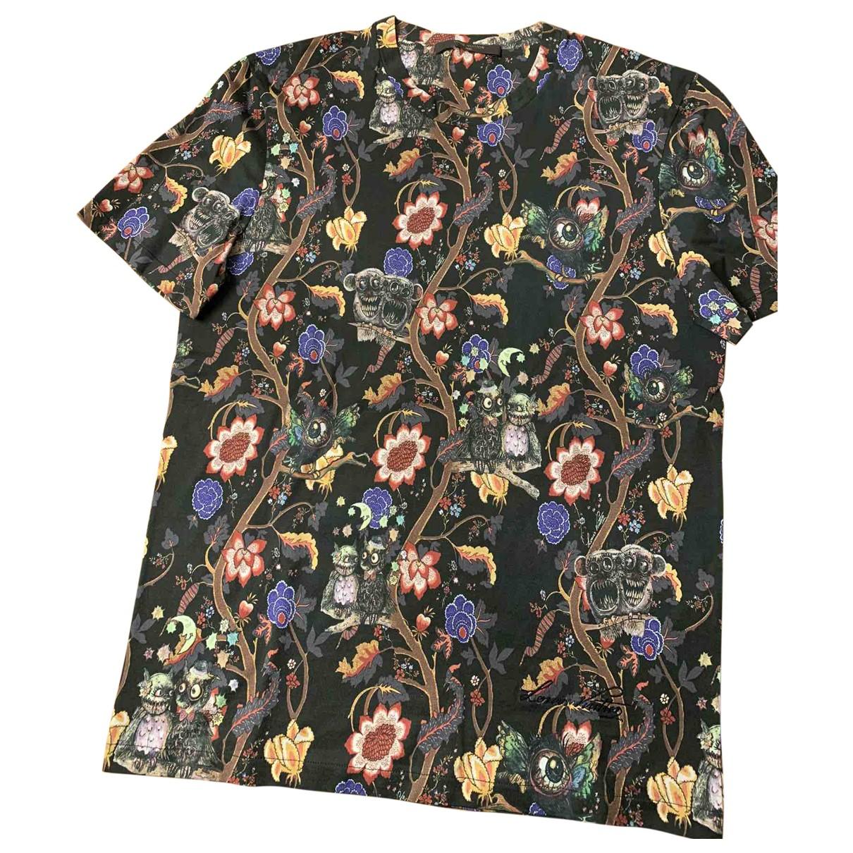 Louis Vuitton \N Multicolour Cotton T-shirts for Men S International