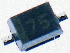 Nexperia , 43V Zener Diode 5% 300 mW SMT 2-Pin UMD (100)