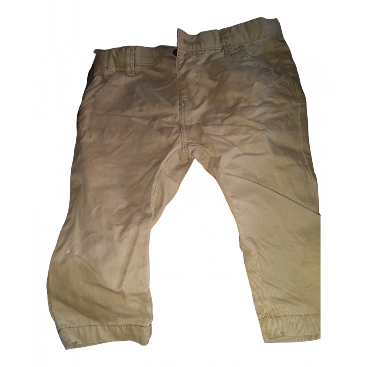 Zara \N Beige Trousers for Kids 3 months - up to 60cm FR