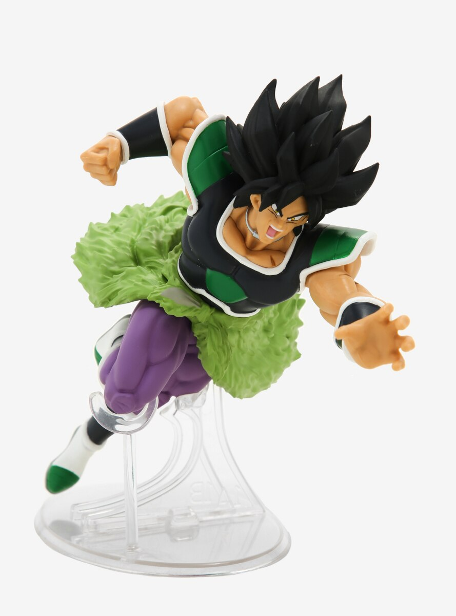 Bandai Dragon Ball Super: Broly Wrath State Broly Dragonball Styling Collectible Figure