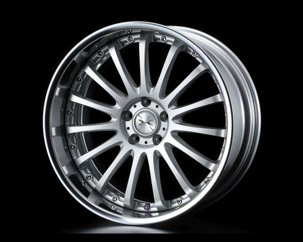Weds 815F H-Disk Wheel Maverick 20x9 5x114.3 -8-21mm Normal Rim