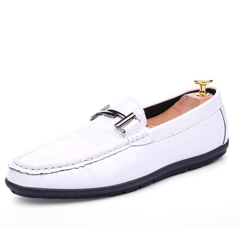 Ericdress Plain Round Toe Men's Comfortable Shoes