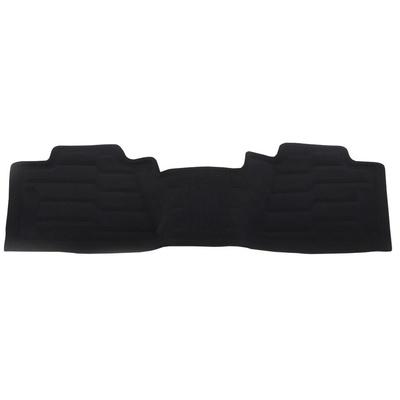 Nifty Catch-It Carpet Rear Floor Mat,3rd Row (Black) - 783277-B