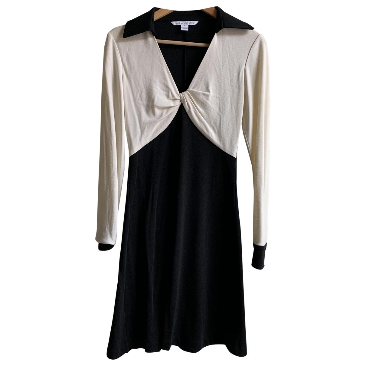 Diane Von Furstenberg \N Wool dress for Women 6 US