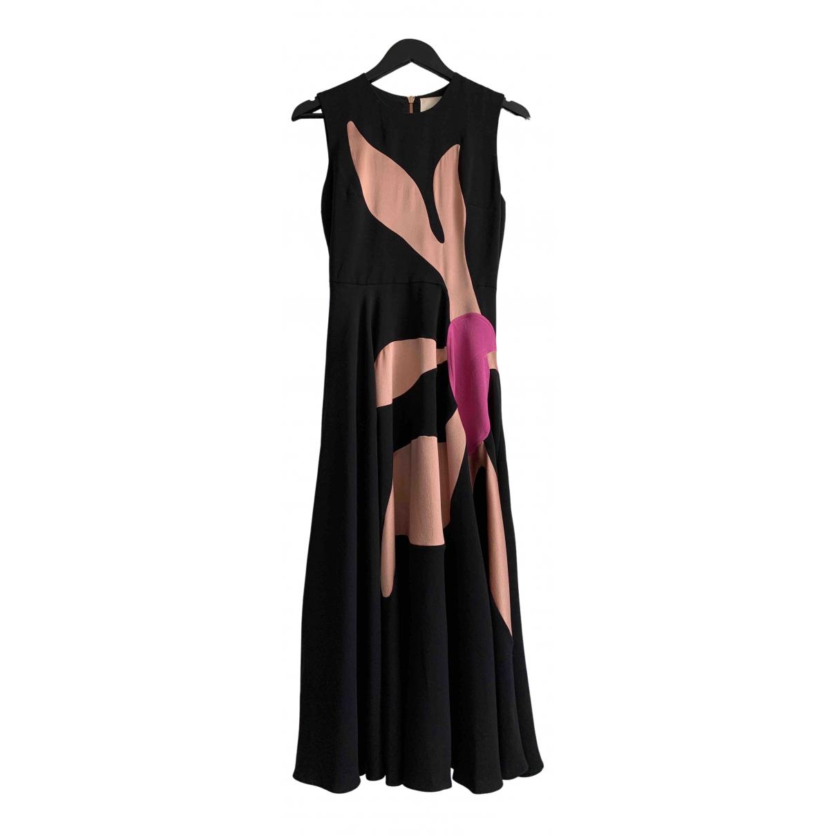 Roksanda \N Multicolour Silk dress for Women 6 UK