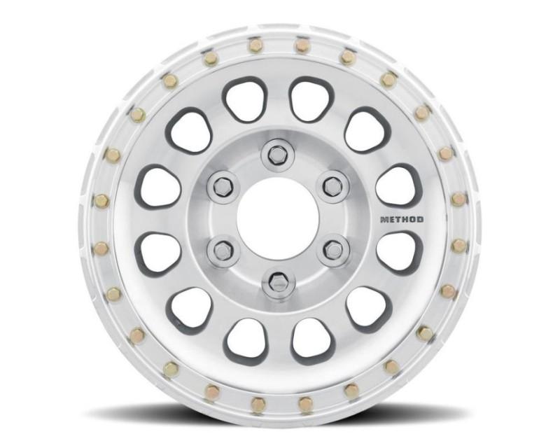 Method MR103 Buggy Beadlock Wheel 15x7 5x205 -45mm Raw Machined