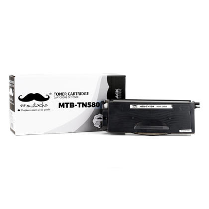 Compatible Brother HL-5200 Black Toner Cartridge by Moustache