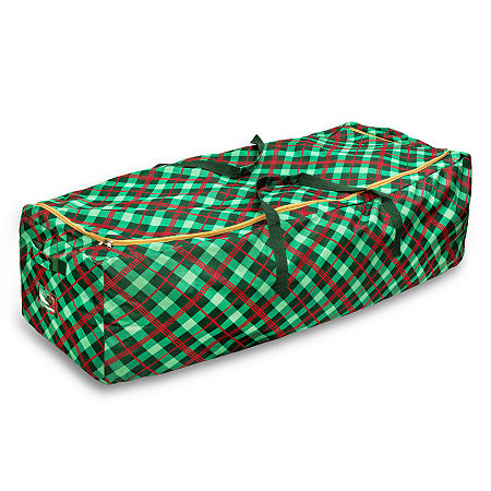 Honey-Can-Do Tree Storage Bag, One Size , Green