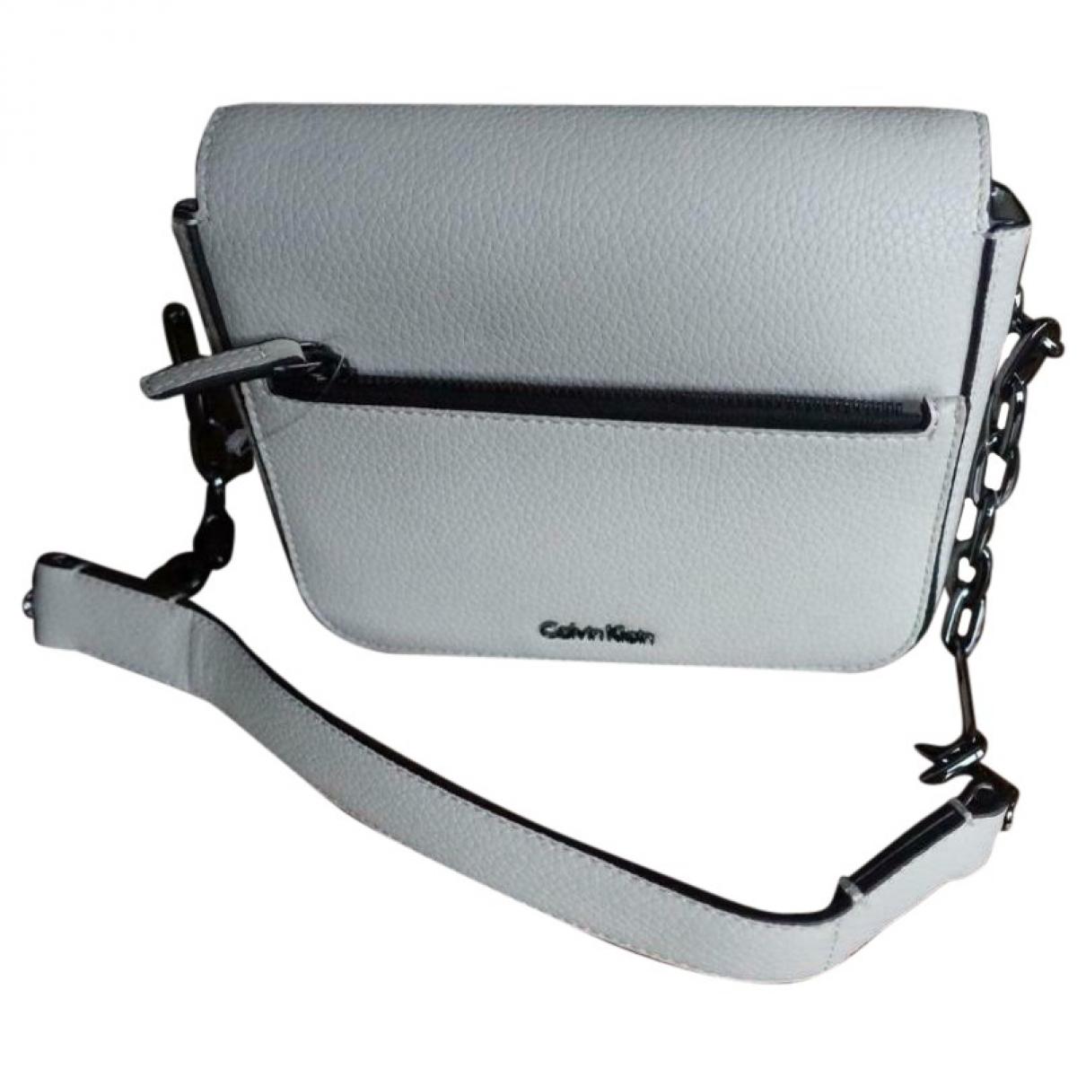 Calvin Klein \N Grey handbag for Women \N