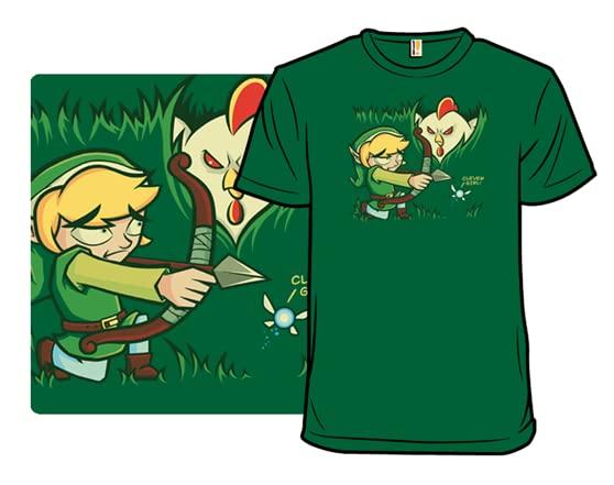 Clever Cucco T Shirt