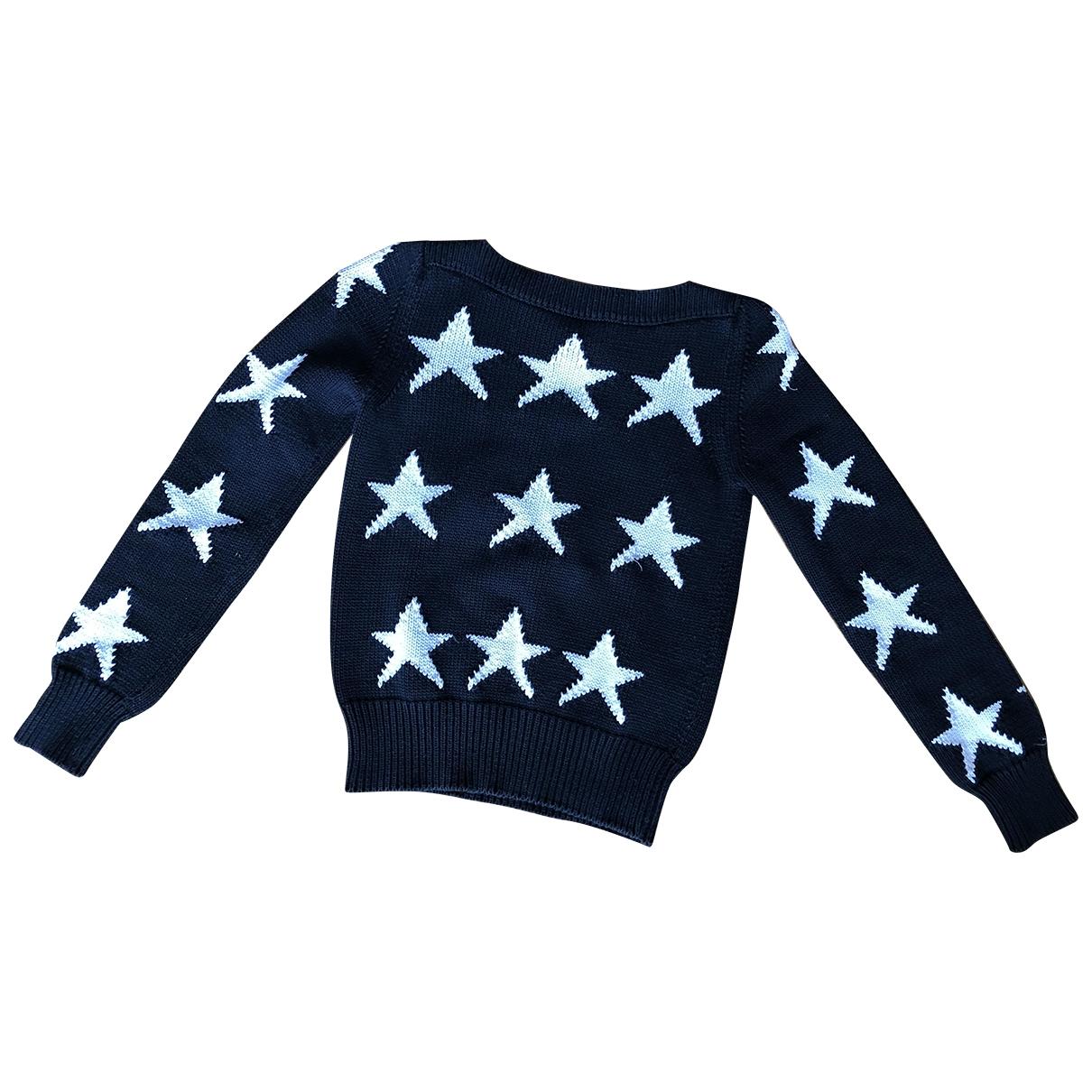 Max Mara \N Blue Cotton Knitwear for Women S International
