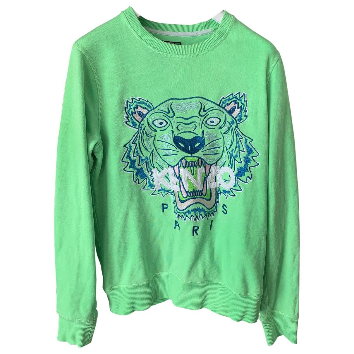 Kenzo \N Green Cotton Knitwear for Women XS International
