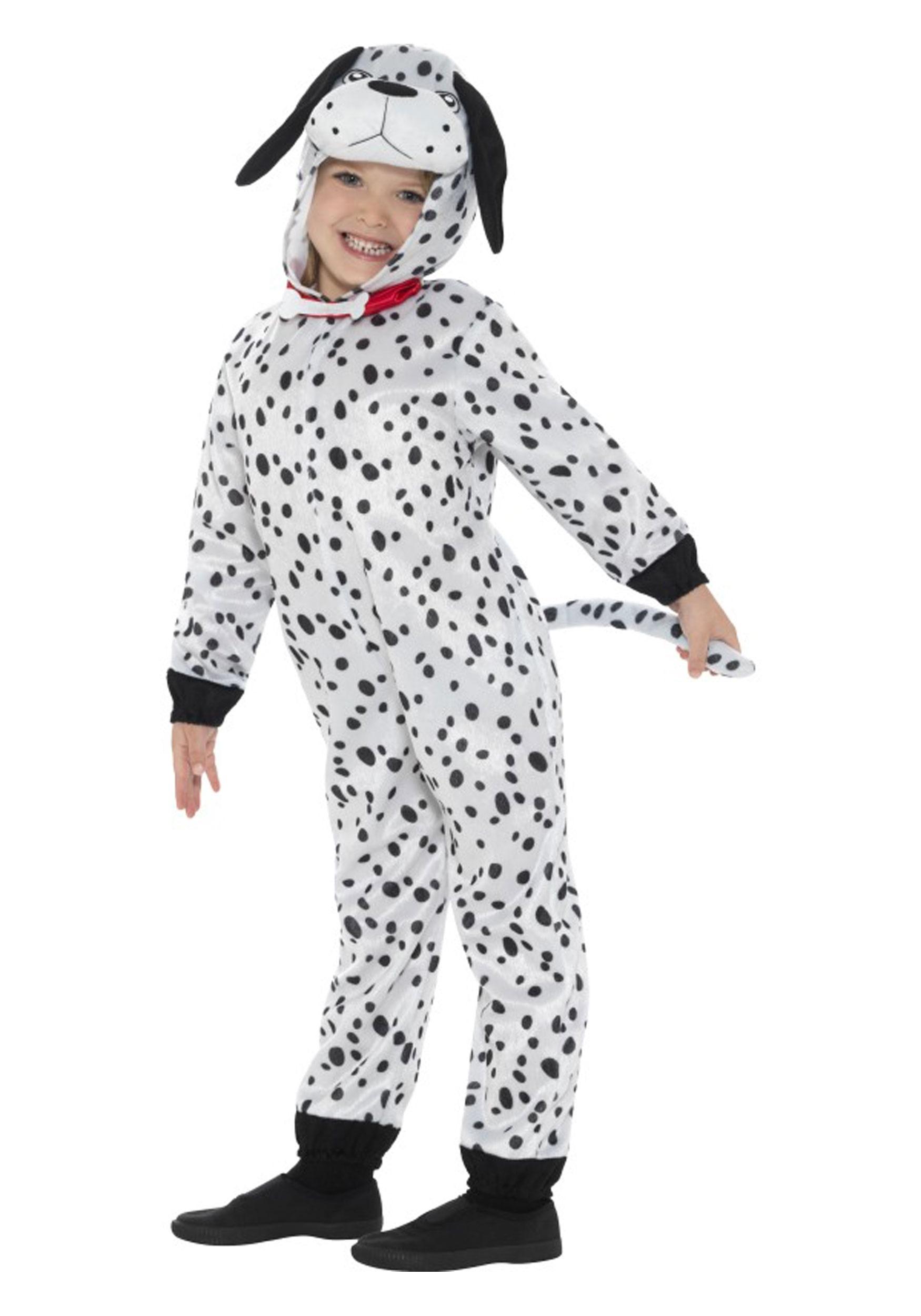Dalmatian Kids Costume
