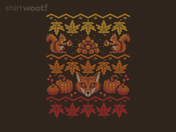 Ugly Fall Sweater T Shirt