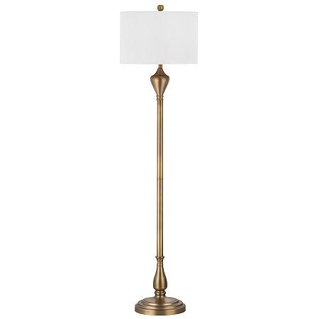 Safavieh Xenia Floor Lamp, One Size , Yellow