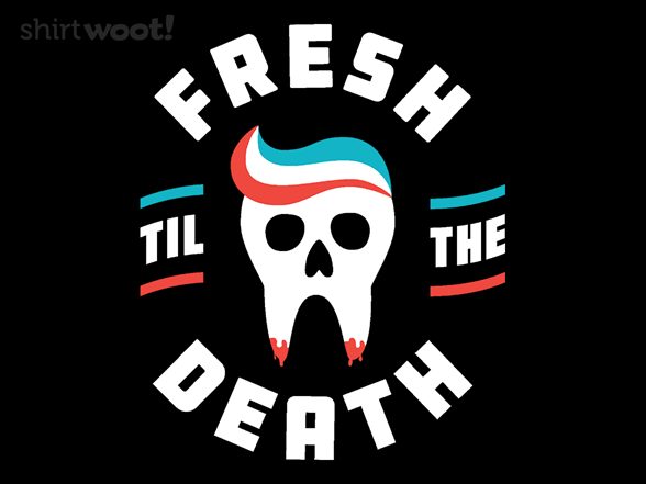 Brush With Death T Shirt