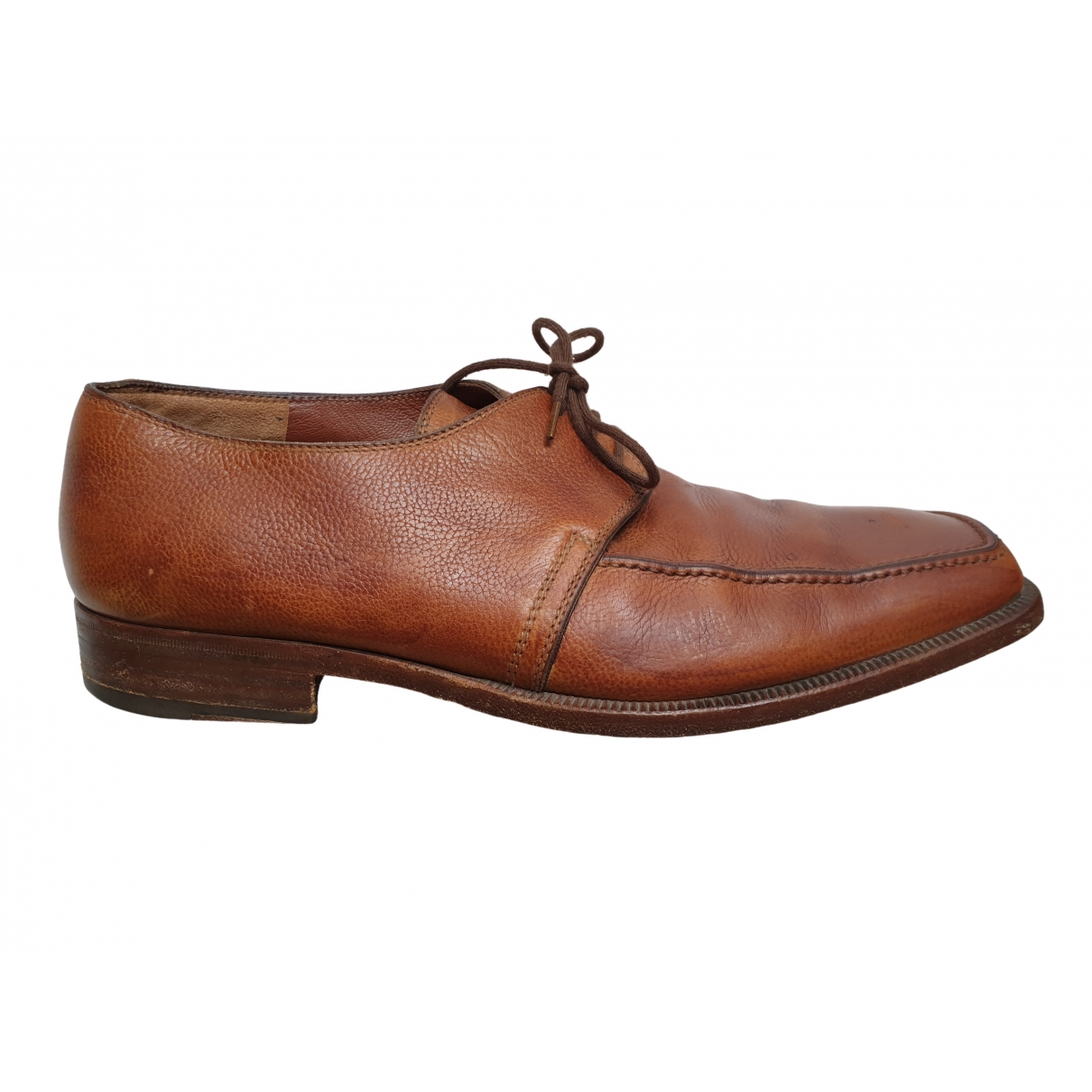Fratelli Rossetti \N Brown Leather Lace ups for Men 8.5 UK