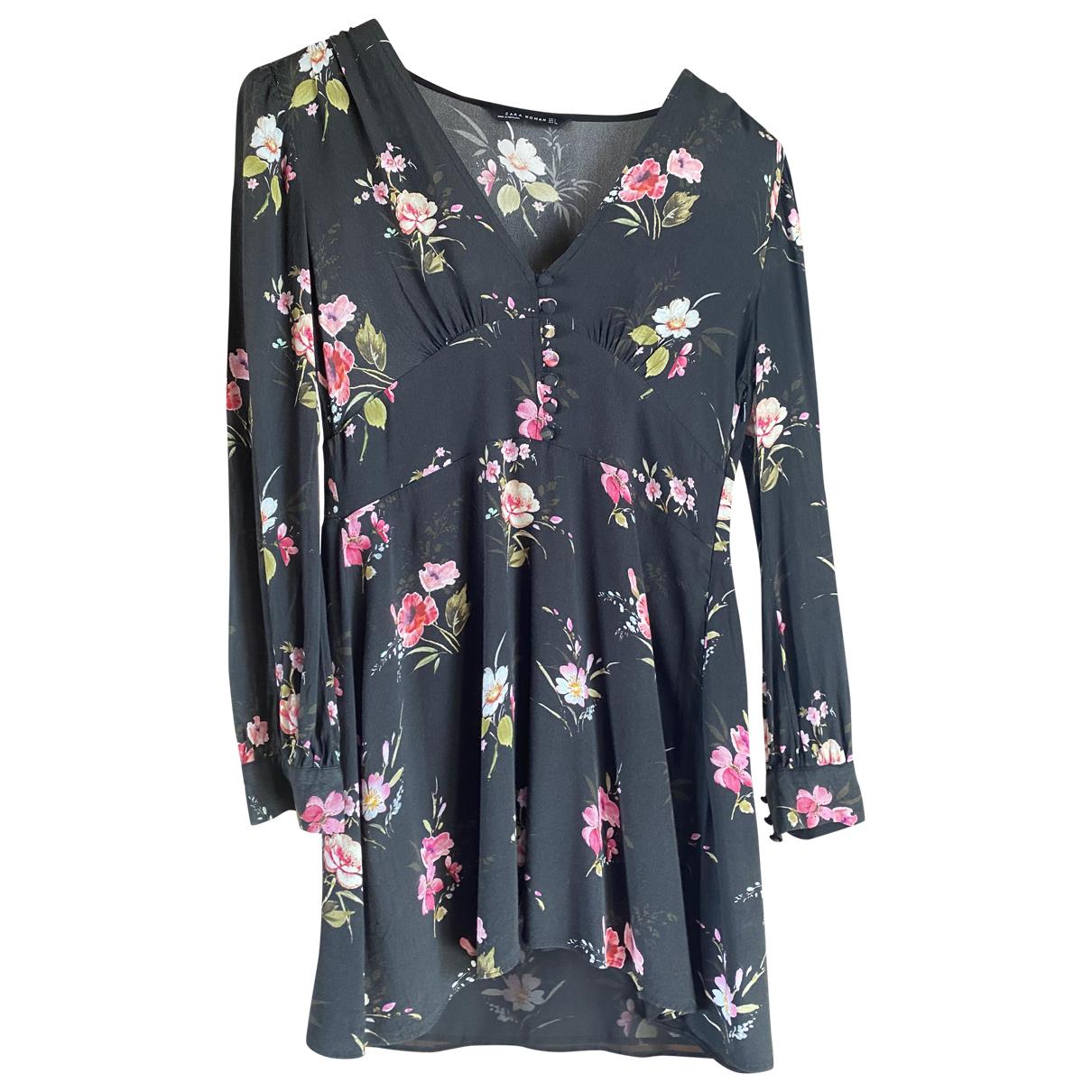 Zara \N Black dress for Women 42 IT