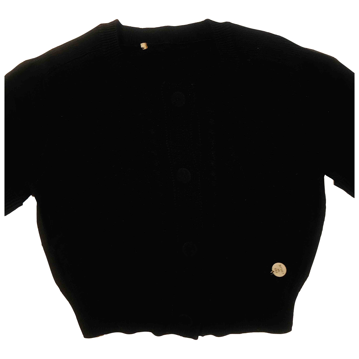 See By Chloé \N Black Cotton Knitwear for Women 8 US