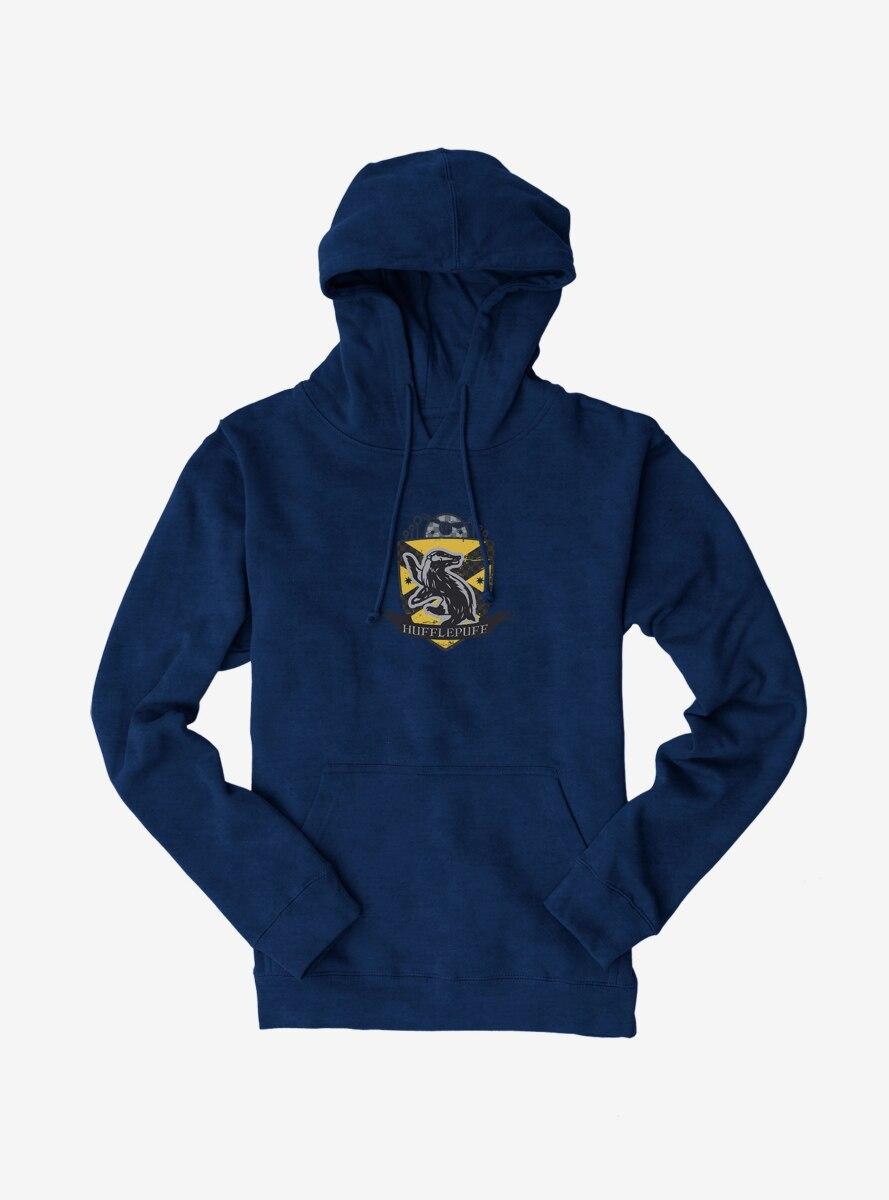 Harry Potter Hufflepuff Quidditch Team Hoodie